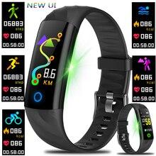 GIAUSA Smart Bracelet Pedometer Blood Oxygen Heart Rate Monitor  Fitness Tracker Sport Watch Swimming Waterproof Wristband