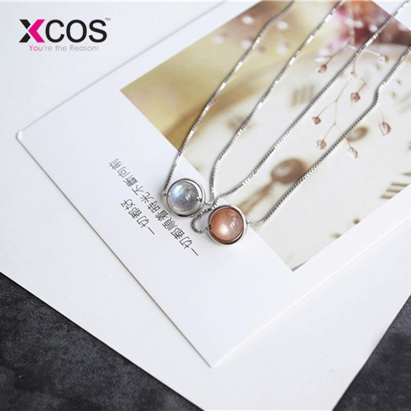 Véritable S925 Labradorite En Argent Sterling Pendentif Collier Pour Les Femmes bijoux Nature Fait Main bijoux femme