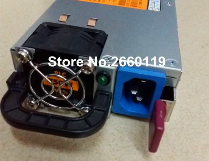 power supply for DL380 G6 DPS-750UB B HSTNS-PD22B 591554-001 591556-101 599383-001 750W, fully tested workstation power supply for dps 450eb c 333053 001 333607 001 450w fully tested
