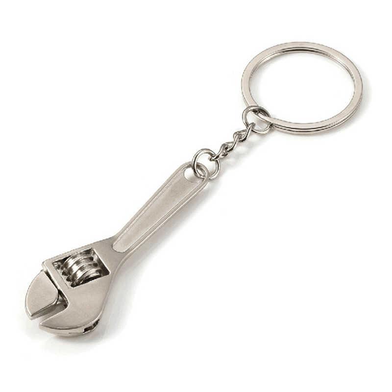 Авто брелок из нержавеющей стали Мужской очаровательный подарок на талию подвесной сверхмощный мужской держатель для ключей Автомобильный брелок для ключей домашний ключ с инструментом подарок