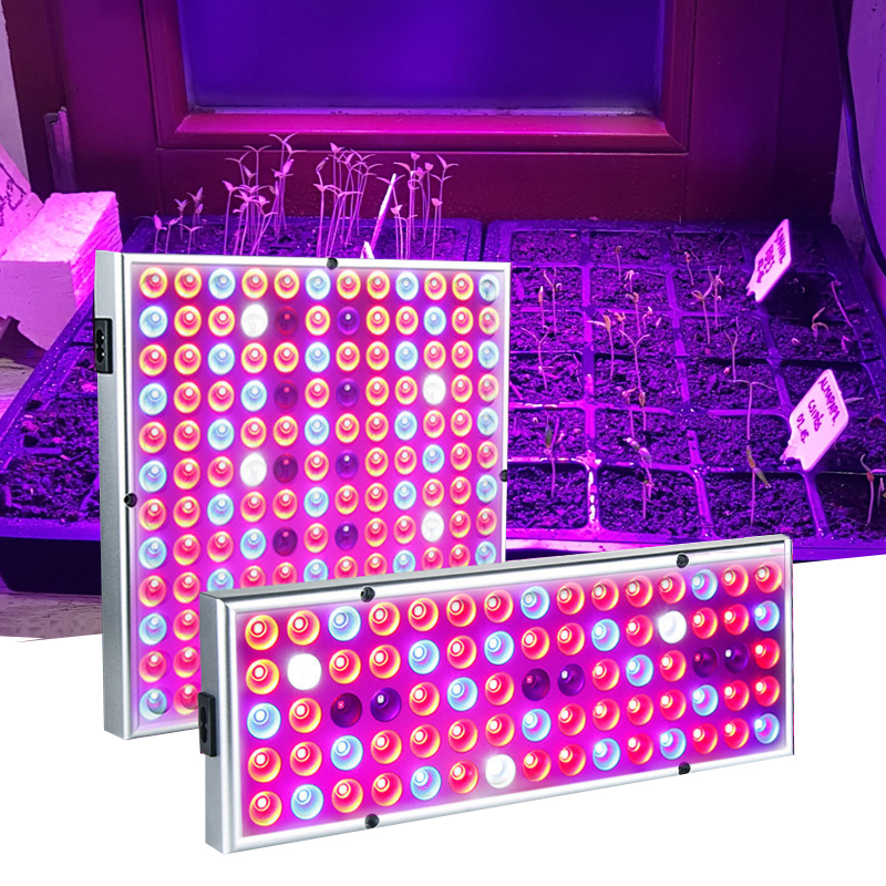 Grow Tent Lamp 500W 100W Phyto Lamp For Plants Seedlings Full Spectrum LED Grow Light Cultivation Fitolampy For Indoor Plants