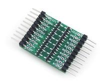 module Hot Selling 8 Channels Logic Level Bus Transceiver 5V to 3.3V For Raspberry Pi