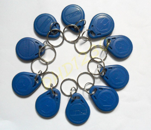 Free Shipping 10pcs/lot RFID Proximity Access Control Card Key Tag 125Khz EM4100 free shipping 1000pcs lot factory price cmyk customized printing pvc combo card die cut key tag with qr barcode