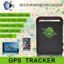 Free Superior Mini SPY Vehicle GSM GPRS GPS Tracker or Car Vehicle Tracking Locator Device TK102B