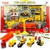 Vehicle Model Toy 1:72 Constraction Car Die Cast Metal Mini Car Series Autorama Brinquedo Eco-friendly Gift For Boy Children