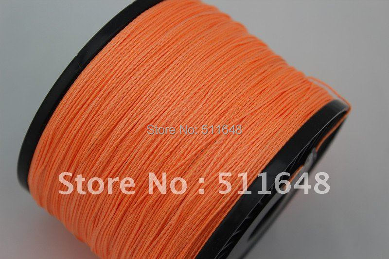 ФОТО Free Shipping 1000m 120lb Super strong PE Braid Fishing Line 8 weave 0.57mm braided wire