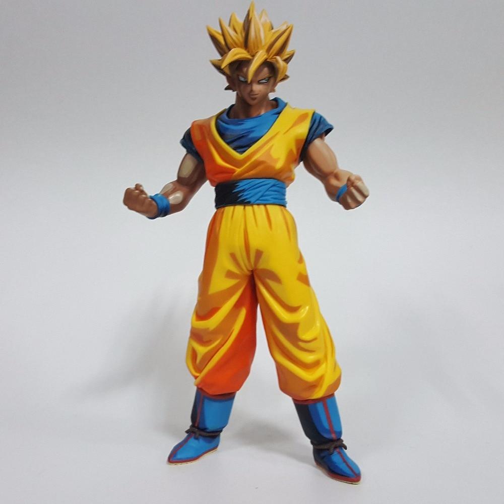 Dragon Ball Z Fils Goku Super Saiyan Msp Dessin Anime Couleur