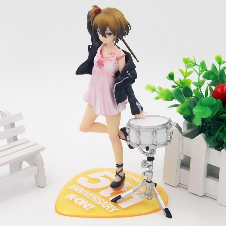 Japanese Anime Toys : Cm japanese anime figure stronger k on th tainaka