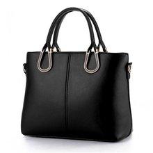 2016 femmes de mode noir sac femmes sac à main messenger sacs lady sac d'épaule d'affaires de haute qualité élégant femme sac à main YZ1026