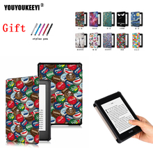 New Magnetic Smart Case For Amazon new Kindle 10th Generation 2019 release cover funda case+Stylus as gift