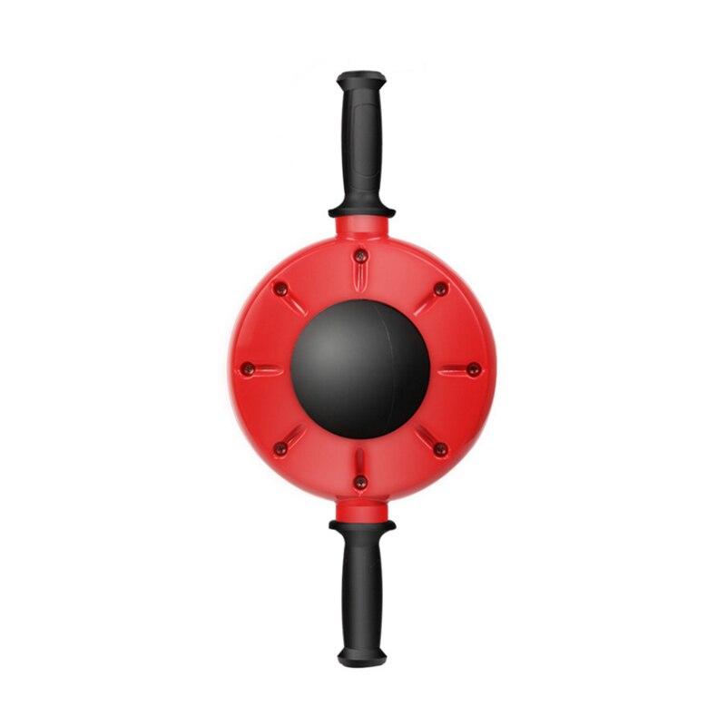 360 Gradi All-dimensionale Ruota Addominale No Noise Ab Roller Addestratore Attrezzi Per Il Fitness antiscivolo Muscolare Allenamento Body massaggiatore
