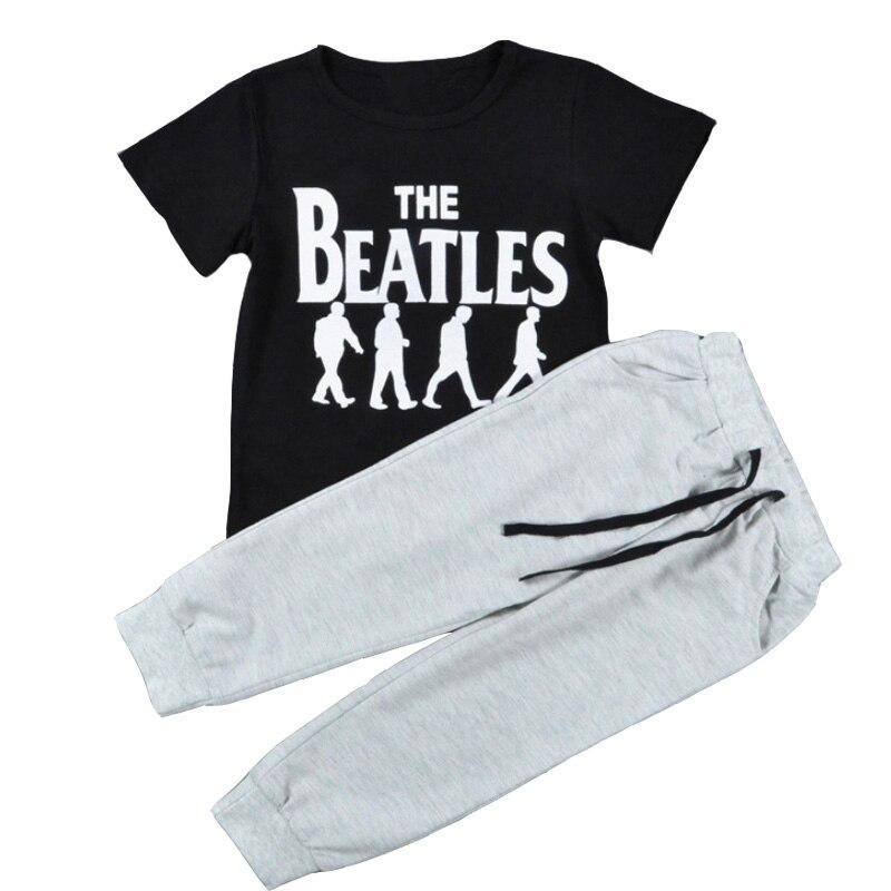 летний комплект детской одежды футболки для мальчиков с карате Recover Bruno костюм спортивная одежда спортивный костюм для новорожденных детей одежда для маленьких мальчиков