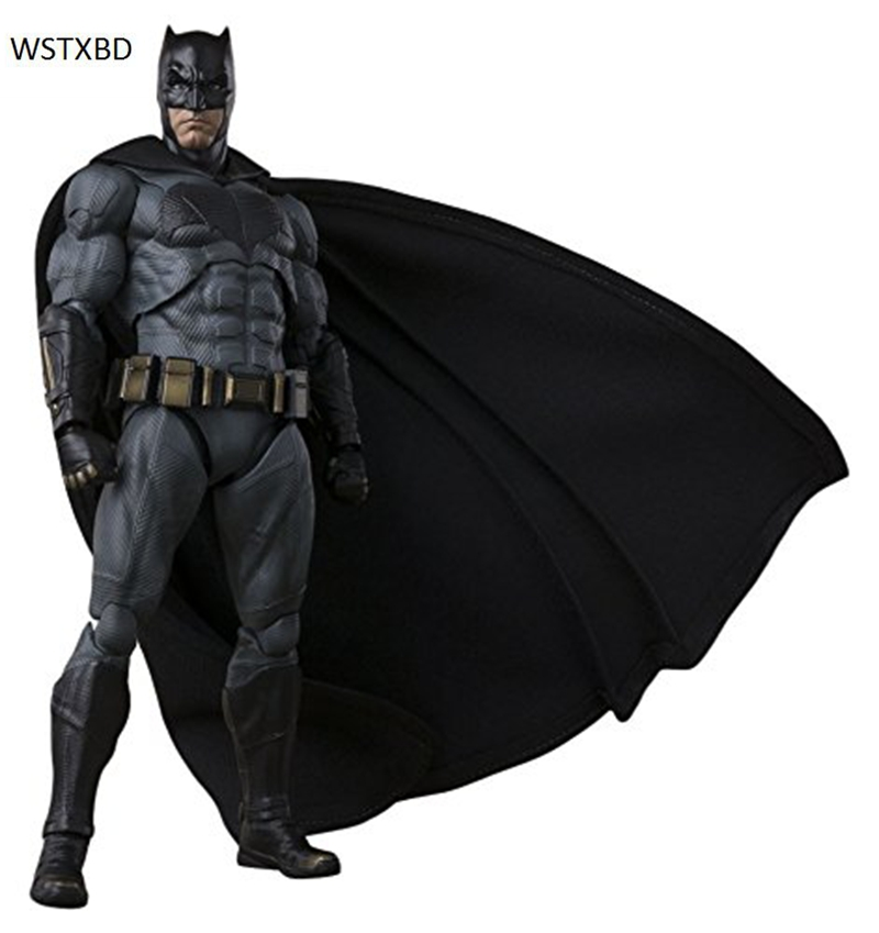 WSTXBD OriginalTamashii Nations S.H. Figuarts SHF Batman Justice League Action Figure Brinquedos Dolls Toys Figurals цена 2017