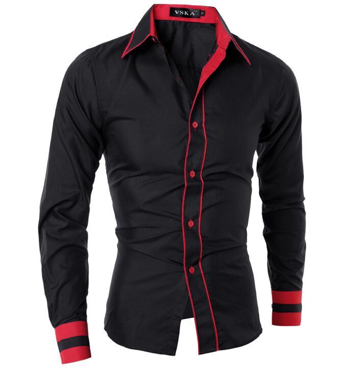 Цвет: черная рубашка