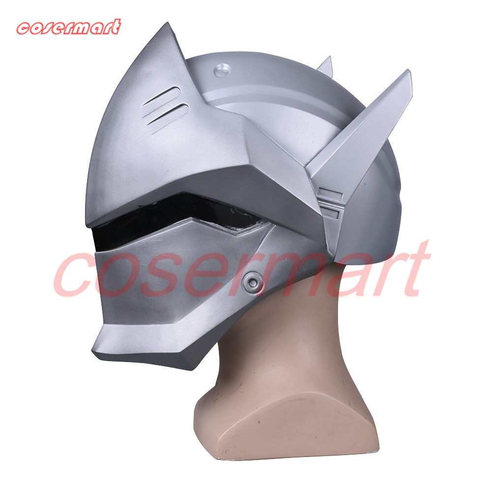 Game OW Over Watch Genji Overhead Helmet Cosplay Mask PVC Helmet Halloween Carnival Party Prop (8)