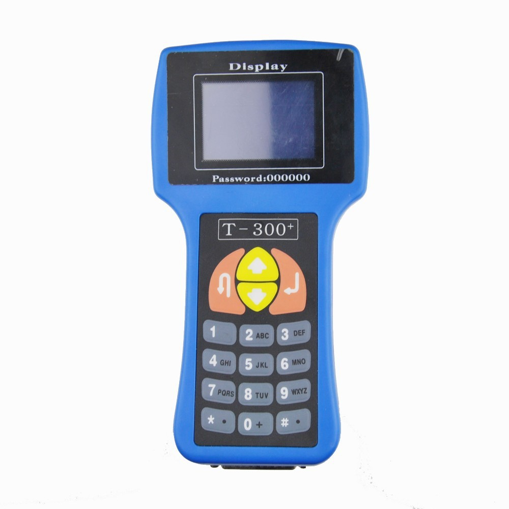 2017 Latest T300 Car Key Programmer t code pro T300 T CODE (7 cables & 9 adaptors) t300 key programmer