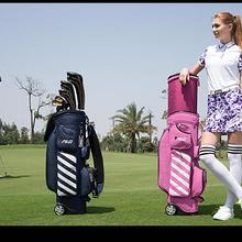 Высокое качество! PGM Golf телескопическая упаковка мячей, многофункциональная Транспортировочная упаковка для мужчин и женщин