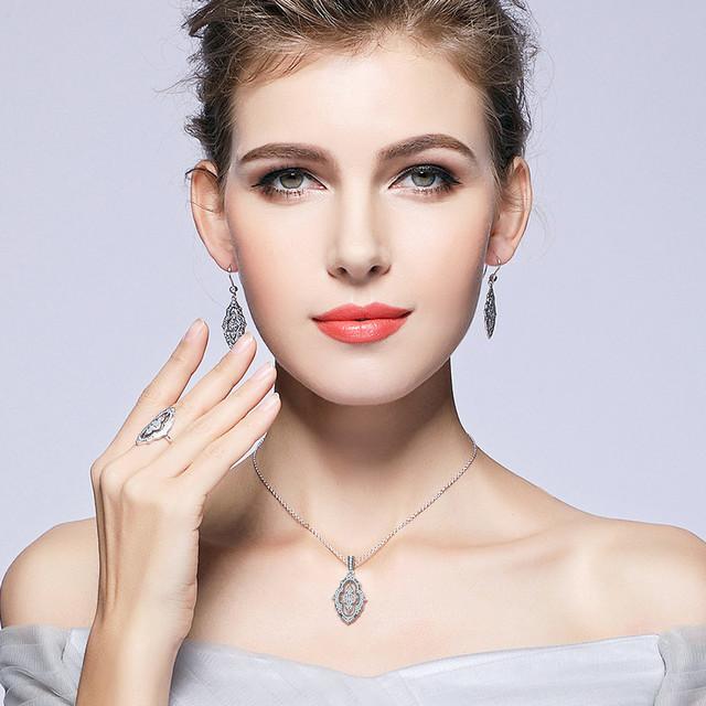 Sterling Silver New Style Earrings