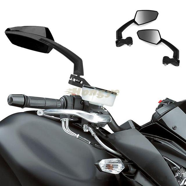 Rpmmotor Venta caliente un par de espejos retrovisores de motocicleta scooter motocicleta Accesorios