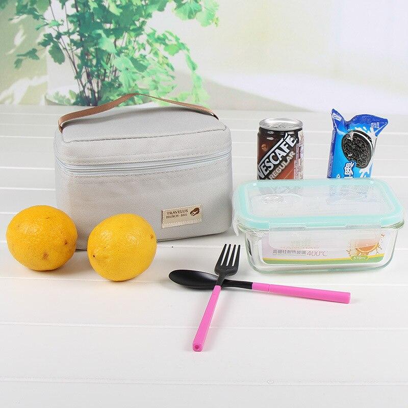 prático pequeno refrigerador portátil sacolas Bag Termicas : Bolsa Termica para Marmita