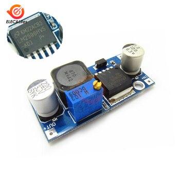 LM2596 HV LM2596HV Step-down płytki PCB DC-DC 4.5-50 V do 3-35 V regulowany w dół przetwornica zasilacz impulsowy moduł