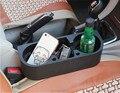 2016 новая мода два ведра пить поддержка чехол авто сиденья gap кубок ключ мобильный телефон ящик для хранения многофункциональный автомобиль держатель для напитков