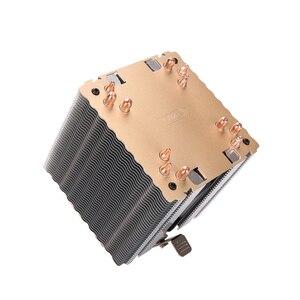 Image 5 - CPU kühler Hohe qualität 6 wärme rohre dual turm kühlung 9 cm RGB fan unterstützung 3 fans 3PIN CPU Fan für Intel und Für AMD