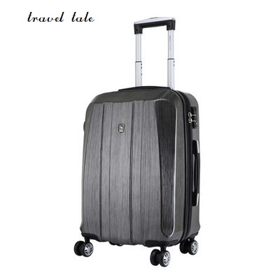 Compressive ABS+PC 20/24/28 inches rolling luggage spinner customs lock travel suitcase fashion business travel Luggage 20 24 26 29 vintage suitcase pc abs luggage rolling spinner lightweight suitcase with tsa lock