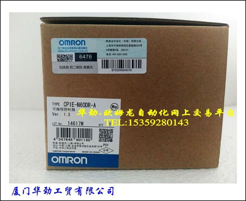 CP1E-N60DR-A   Programmable Controller Original Genuine Brand New