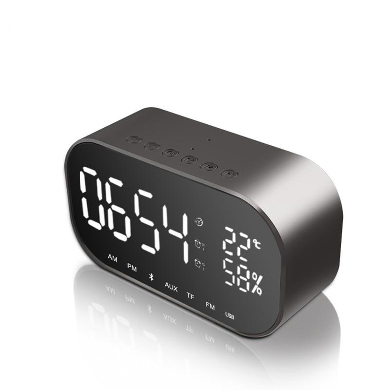Wireless Bluetooth Speaker Slim Magnetic Wireless Soundbar Subwoofer Speakers Hands free for Mobile Phones PC Tablet