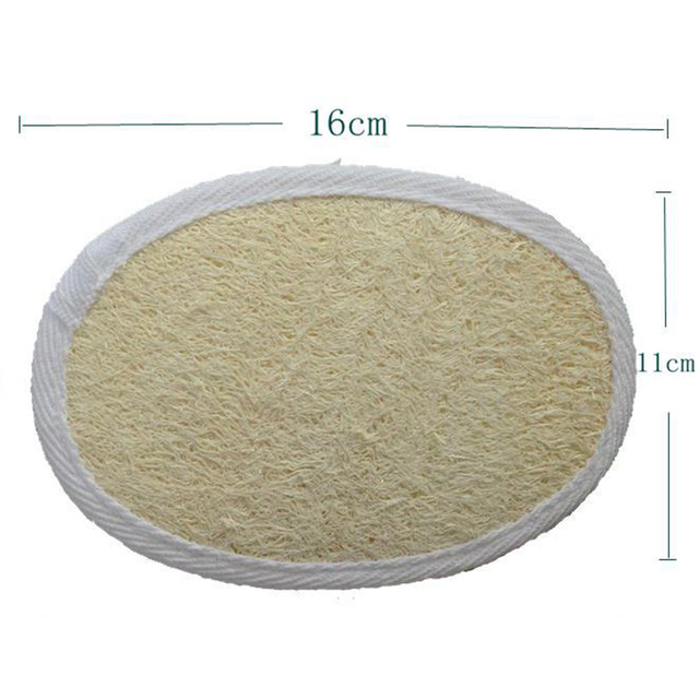 New Natural Loofah Sponge Bath Rub Exfoliate Bath Towel 5