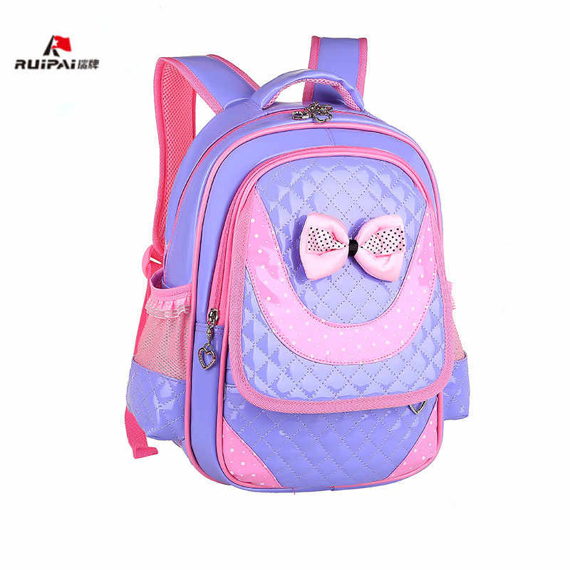 cute children school bags orthopedic backpack kids girls princess elementary schoolbags backpack baby backpacks bookbags rugzak