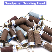240--5000-Grit Sandpaper Polish-Tool Grinding-Head Rotary-Cutter Woodworking 5pcs