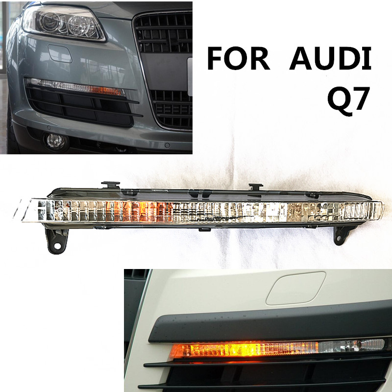 FOR  Audi 2006-2009 Q7 front bar light front bar turn indicator light OEM 4L0 953 041 042 купить ауди q 5 2009