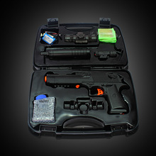 Free Shipping M92 Water Paintball Toy Gun Pistol Model Soft Bullet Airgun Fully Automatic Crystal Bullet Toy Gun Desert Eagle
