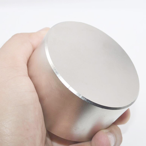Image 4 - HYSAMTA 1pcs N52 Neodymium magnet 70x40 mm gallium metal hot super strong round magnets 70*40mm powerful permanent magnets