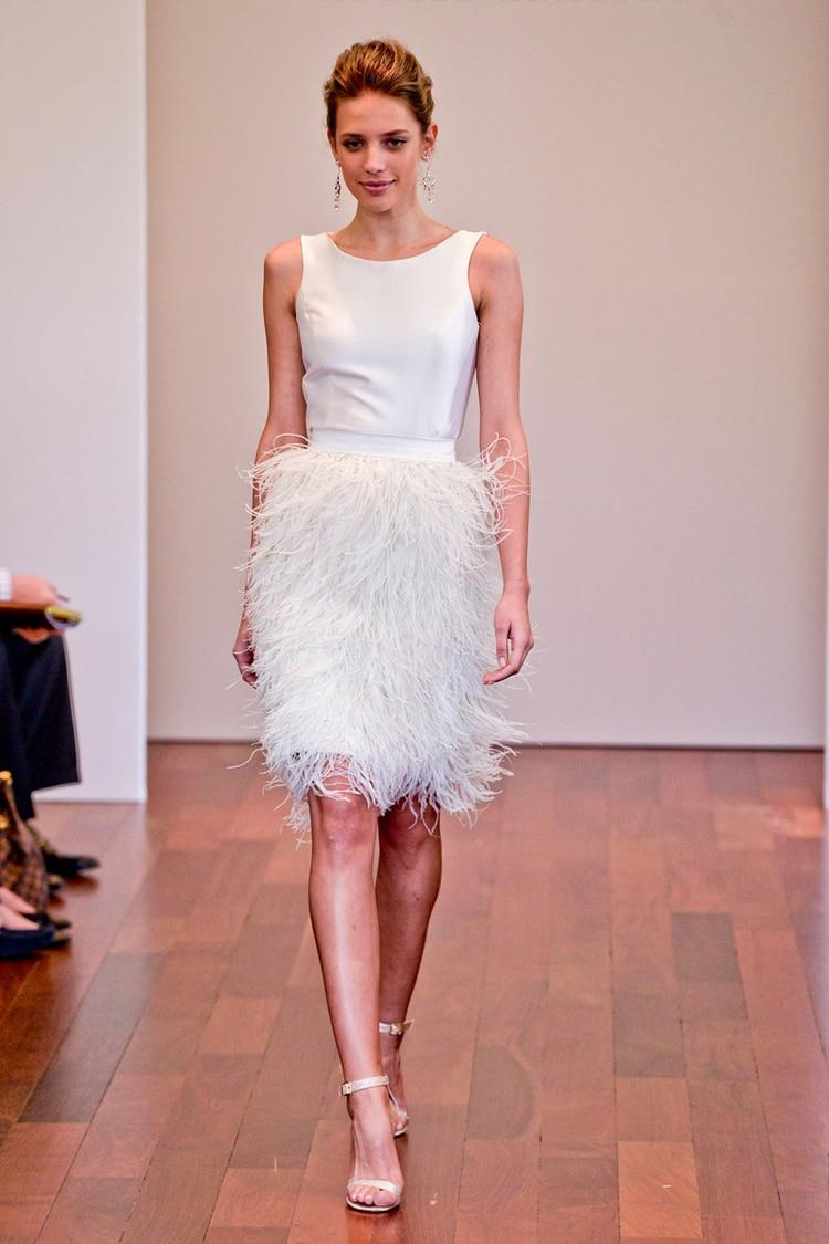 Popular Short Casual Wedding Dresses-Buy Cheap Short Casual ...