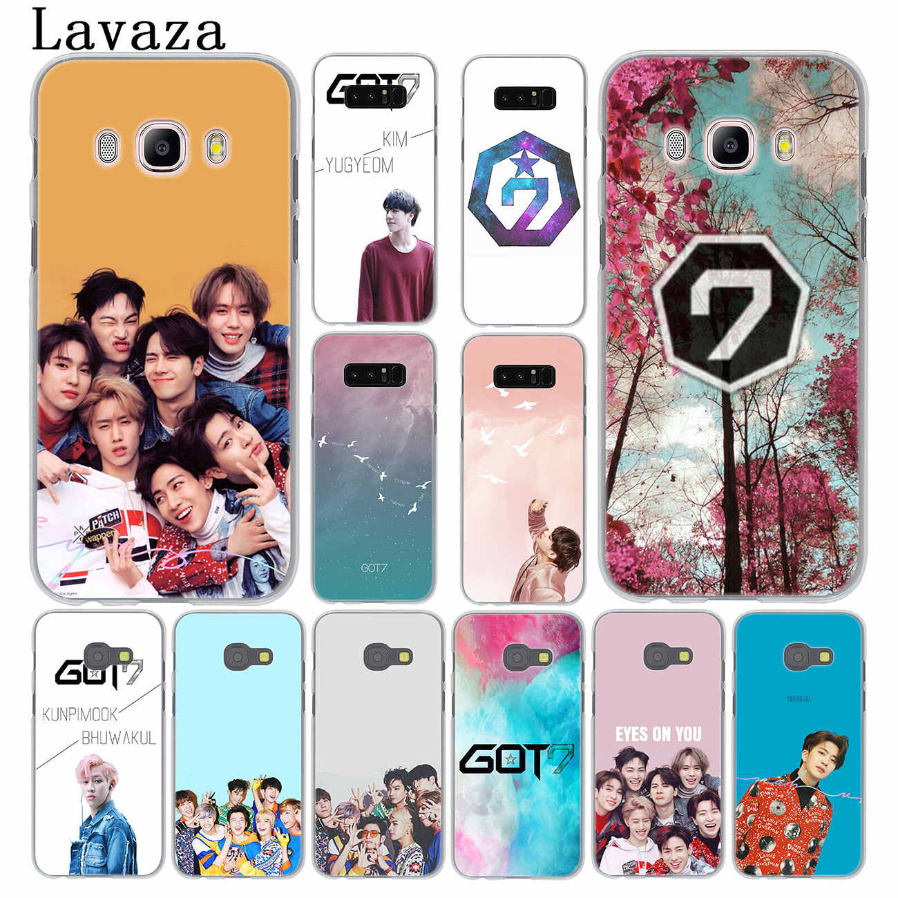 531cb138922 Detail Feedback Questions about Lavaza kpop got7 JinYoung Jackson Phone  Case for Samsung Galaxy A6 A8 Plus A7 A9 2018 A3 A5 2017 2016 2015 Note 9 8  Cover on ...