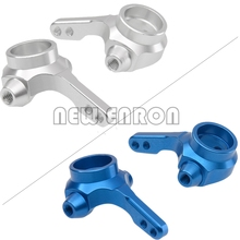 NEW ENRON 2Pc 1:10 Aluminum Front Knuckle Arm For Rc Model Car 1/10 Tamiya CC01 CC-01 TA02 TA03 Upgrade Parts