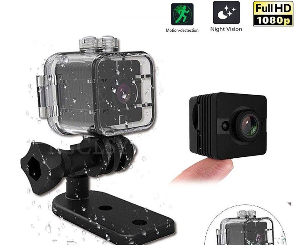 1080P Mini WiFi Sport Camera Dash Cam DVR Recorder IR Night Vision Camcorder