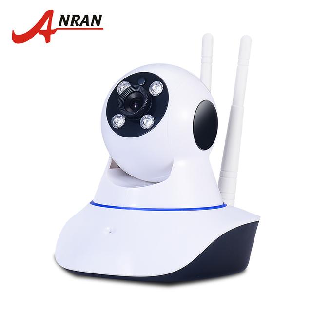 Pan/Tilt Cámara IP Inalámbrica Wifi 720 P HD CCTV Para casa P2P Audio de Dos Vías de Vigilancia de Seguridad 32 GB SD Card Mobile APP