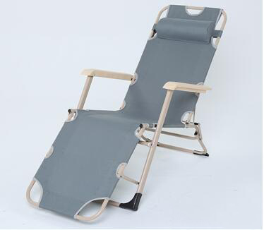 Portable folding chair lunch break chairs recline chair summer siesta chair lounge chair beach chair каталка на шнурке brio лягушка прыгающий эффект дерево от 1 года зеленый