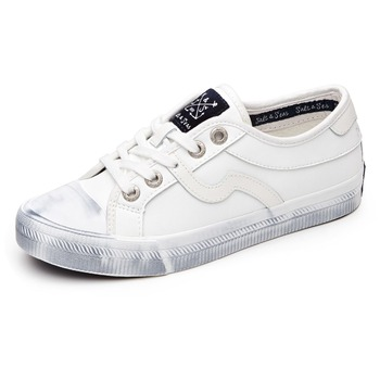 Distressed Women Vulcanize Shoes Casual Shoes Woman genuine leather shoes Platform Ladies Shoes Sneakers Zapatos Feminino 35-42 girl shoes in sri lanka