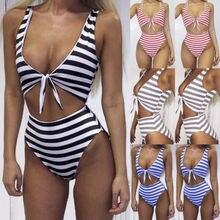 2018 Women's Bandage Push-up Bikini Set Padded Bra Swimsuit Swimwear Bathing Suit Biquini Swimming Clothing