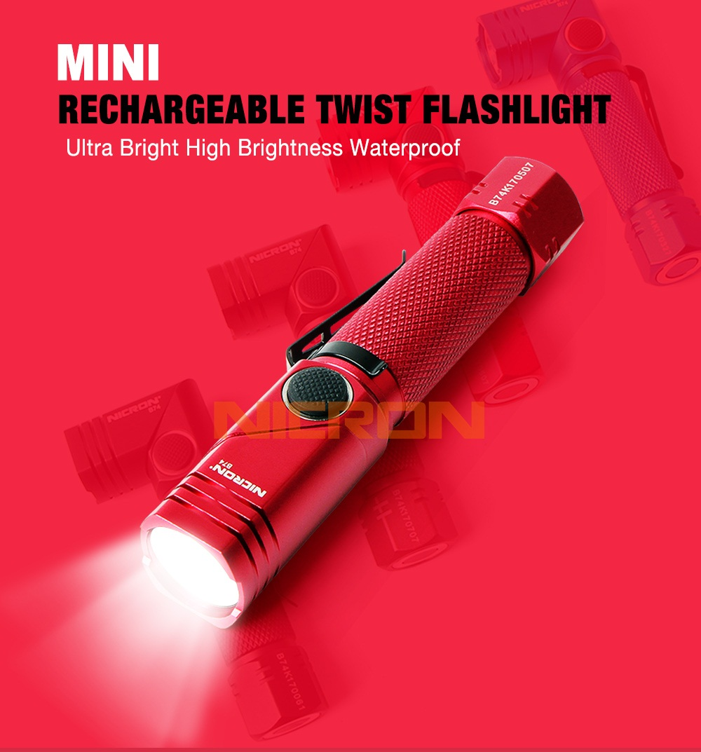 02 Rectangular flashlight