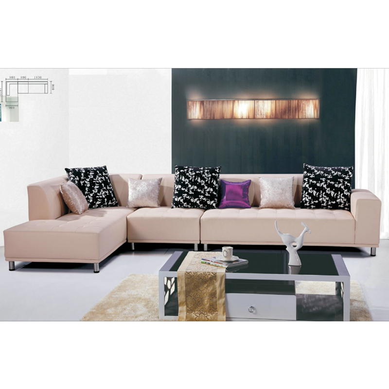 Stupendous Contemporary Genuine Leather Sofa Fashion Leather Divan Gray Comfy Leather Couch Lounge Sofa Beatyapartments Chair Design Images Beatyapartmentscom