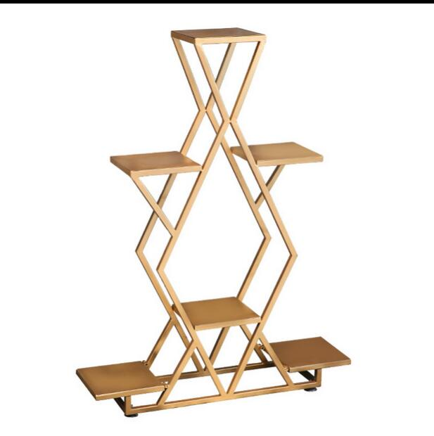 Tieyi display table bag holder retro clothing store shoes hats running water table window design set object holder in Storage Holders Racks from Home Garden
