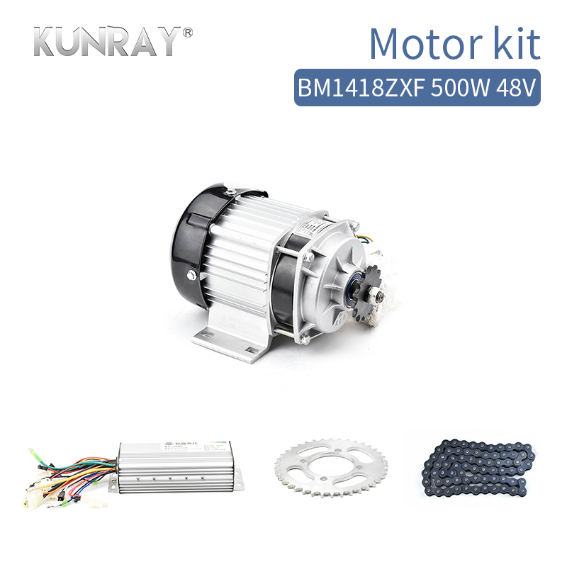 Buy Electric Motor 48v500w Bldc Brushless