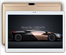 Envío libre 10 pulgadas Tablet PC 3G WCDMA Octa Core 4 GB RAM 32 GB ROM Android 5.1 IPS 5.0MP GPS Phablet 10.1 pulgadas + regalos
