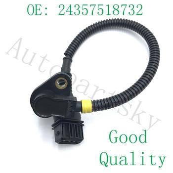 Kualitas Tinggi untuk MINI COOPER 2002-2008 Kecepatan Rotasi Sensor 24357518732 R50 R52 Dasar